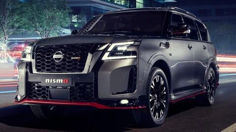 Nissan Armada Nismo 2021, una SUV muy deportiva