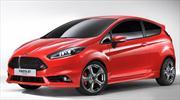 Ford Fiesta ST Concept debuta en el Salón de Frankfurt 2011