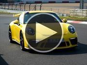 Video: El nuevo Porsche 911 GT3 es pura velocidad en Nürburgring