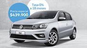 Volkswagen Gol a menos de $450.000 en agosto 0km