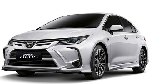 Toyota quiere honrar al Corolla con una edición Nürburgring