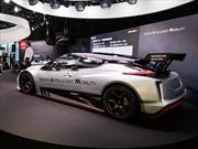 Nissan Leaf Nismo RC Concept es un verdadero eléctrico de competición