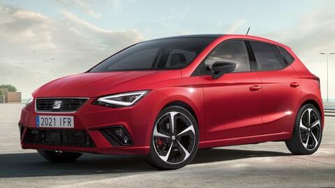 SEAT Ibiza 2022 evoluciona en diseño, tecnología, confort y seguridad