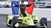 Indy 500 2019: Simon Pagenaud conquista las 500 millas desde la pole position
