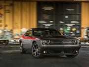 Dodge Challenger 2015 recibe 5 estrellas de seguridad