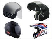 ¿Viajás en moto? Conocé los diferentes tipos de cascos