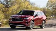 Toyota Highlander Hybrid 2020 primer contacto, practicidad y máxima eficiencia