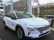 Hyundai NEXO, un SUV de pila de combustible superior