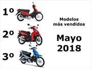 Top 10: Los modelos de motos más vendidos en el mes de mayo
