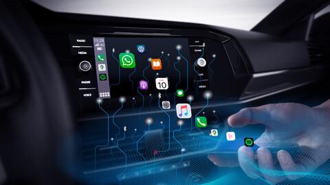 Vehículos de VW se podrán comprar en línea y algunos contarán con conectividad inalámbrica