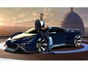Audi RSQ e-tron, un auto para lucirse en Hollywood