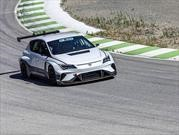 Cupra E-Racer continúa su puesta a punto