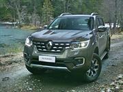 Renault añade full conectividad a su pick-up Alaskan