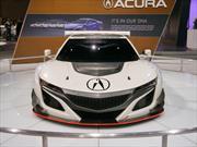 Acura NSX GT3 debuta
