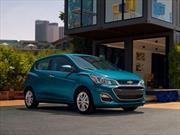 Chevrolet Spark 2019 llega a México con mayor seguridad y tecnología