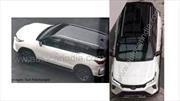 Espiada la nueva imagen de la Toyota SW4 en Asia