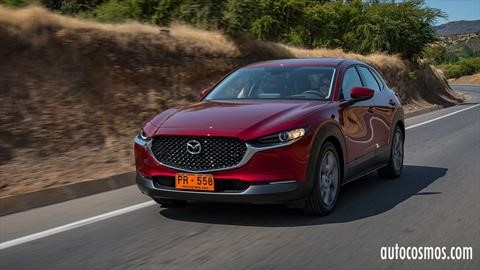 Probamos la Mazda CX-30 2020