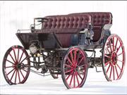 Armstrong Phaeton 1896, el primer automóvil híbrido a subasta