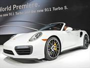 Porsche 911 Turbo S y 911 Turbo, más poder al poder