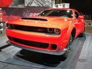 Dodge Challenger SRT Demon 2018, el diablo anda suelto