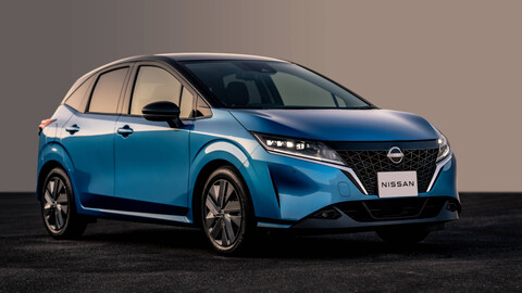 Nissan Note es electrificado