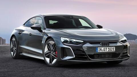 Audi e-tron GT es sedán un eléctrico que le robará mercado al Tesla Model S