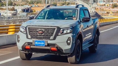 Manejamos la Nissan Frontier 2021