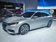 Honda Insight Prototype 2019 ¿la tercera es la vencida?