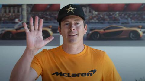 Tanner Foust es el primer piloto confirmado por McLaren para su equipo en la Extreme E