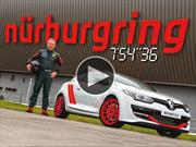 Video: Renault Megane RS 275 Trophy-R marca récord en Nürburgring