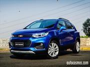 Chevrolet Tracker 2017 en Chile, un nuevo aire para el crossover compacto