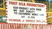 Honda completa 40 años fabricando sus vehículos en América