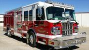 Qué tan rápido es y cuánta potencia tiene un camión de bomberos