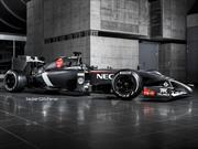 F1: Sauber C33 es el auto de Esteban Gutiérrez para 2014