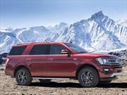 Ford Expedition 2018 toca suelo chileno