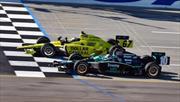 IndyCar: Photo finish en Kentucky