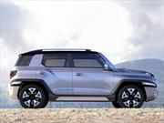 Ssang Yong XAV Adventure Concept debuta