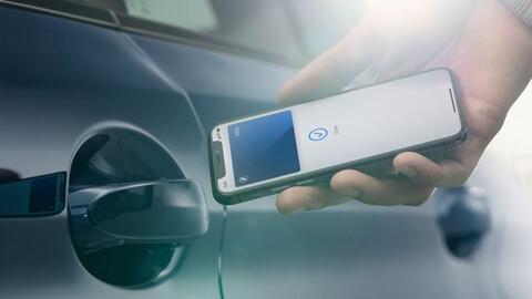 Los smartphone podrían reemplazar las llaves de los autos