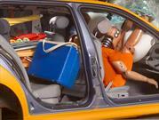 Los objetos sueltos en el auto pueden ser mortales
