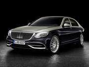 Mercedes-Maybach Clase S 2019, sublime modelo germano