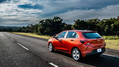 Chevrolet sigue reinando en Brasil con el Onix