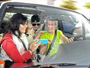 Investigación indica que los británicos toman selfies y hacen video-llamadas mientras manejan
