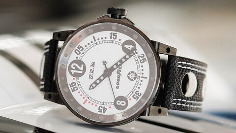 Goodyear lanza una exclusiva colección de relojes fabricados por BRM Chronographes