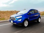 Ford Ecosport 2018 a prueba