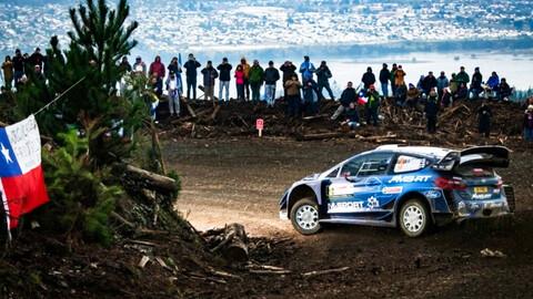 El WRC adelanta su calendario 2021 y no aparece Chile