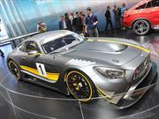 Mercedes-AMG GT3, listo para las pistas