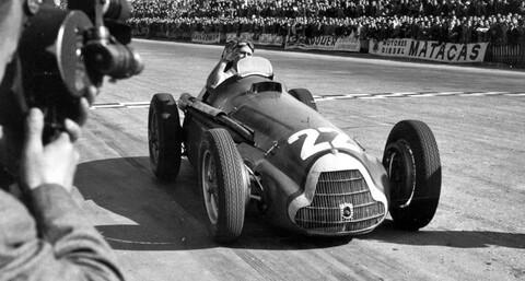 Fangio campeón: A 70 años de su primer título en la F1