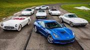 Chevrolet Corvette, la historia tras siete generaciones del ícono americano