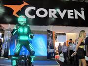 Corven presenta los nuevos amortiguadores HITECH en Automechanika 2012
