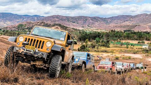 Clases virtuales del Jeep Academy